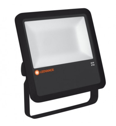 "90W Floodlight ""LEDVANCE"", 100°x100°, day light"