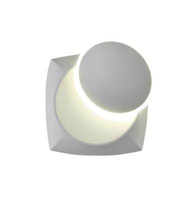 """7W LED Wall lamp """"Dome"""", warm white light"""