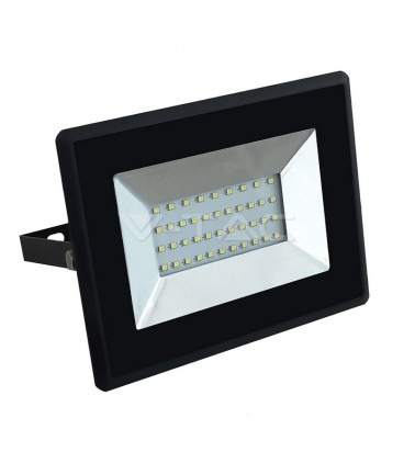 "30W LED Floodlight ""V-TAC"", 110°, daylight"