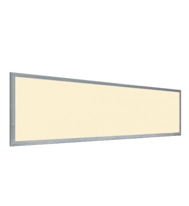 40W LED Panel, 3000K (warm white light), 3800Lm, 1195x295mm