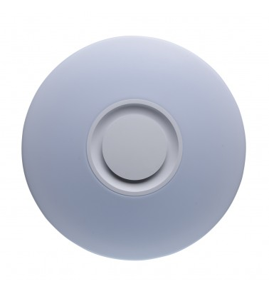 white color /metal white color /plastic white matt /acrylic 36W LED RGB 3240LM 3200K IP20 LED installed DRIVEN by Smartphone
