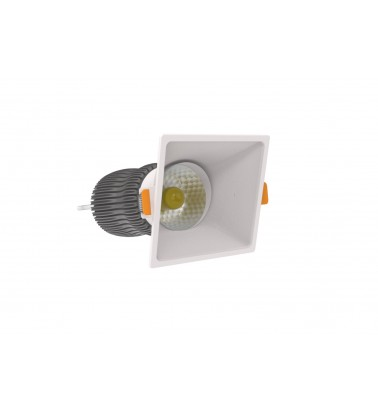 12W LED Ceiling Light, 40°, warm white light