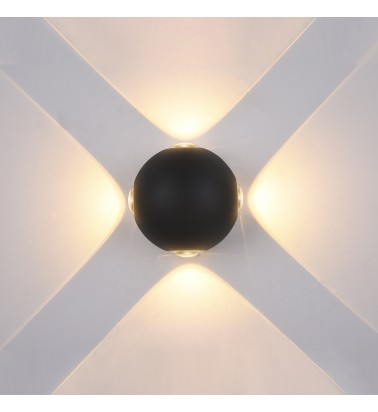 "4W LED Wall lamp ""Trivento"", warm white light"