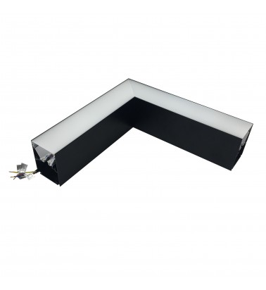 "15W LED Angular connection of linear luminaire ""SmartLine"""