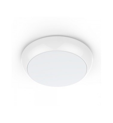 "17W LED Surface mounted light ""V-TAC"" with motion sencor, Ø320mm"