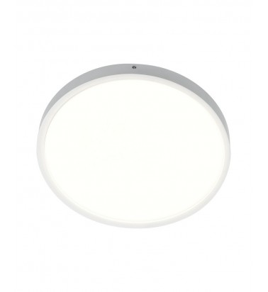 "45W LED Panel, surface-mounted ""Osram"", 110°, day light, ∅600mm"