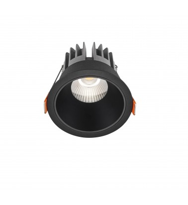 12W Ceiling Light, warm white light, ∅85mm