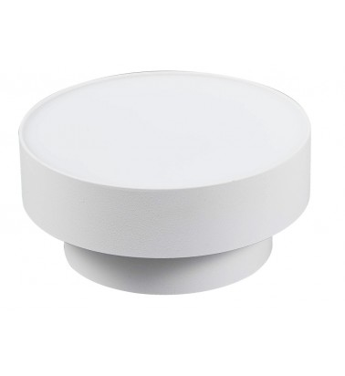 18W Surface mounted light, 105°, warm white light