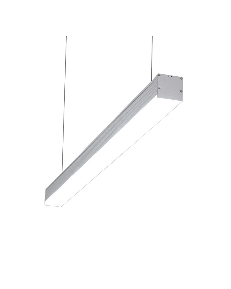 "40W Linear Light ""Techno"", 120cm, daylight"
