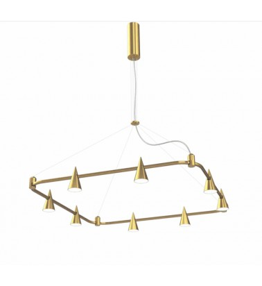 "Pendant lamp ""Deco Magnum"", 600x600mm"