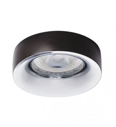 "Ceiling Light ""Kanlux Elnis"", 1xGU10, Ø98mm"