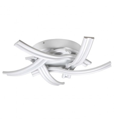 "60W LED Surface mounted light ""Tulio"", warm white light"