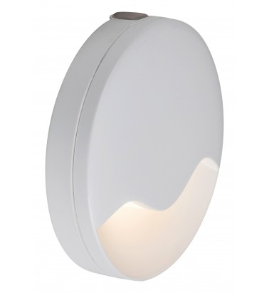"0.3W LED Wall night lighting ""Lily"", warm white light"