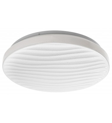 "24W LED Surface mounted light ""Milena"", warm white light"