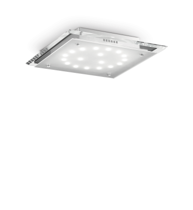 Surface mounted light, 6xE14