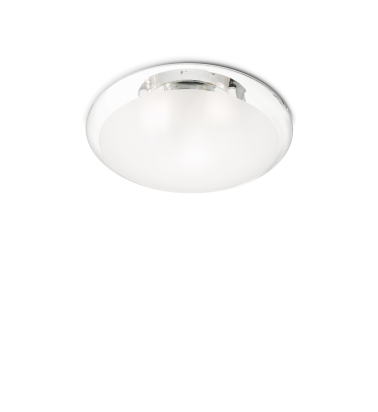 Surface mounted light, 4xE27
