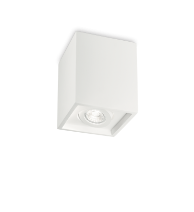 12W LED Ceiling Light, 60°, warm white light, ∅83mm