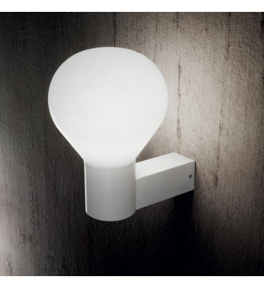 10W LED Surface mounted light, warm white light, ∅74mm