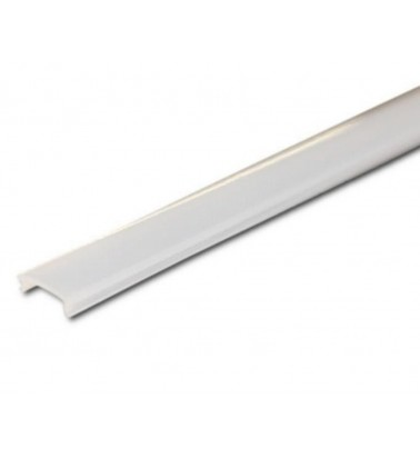 Diffuser cover for profiles 9560, 2862, opal, 1 meter
