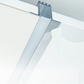 Fitting to gypsum Linear Lights